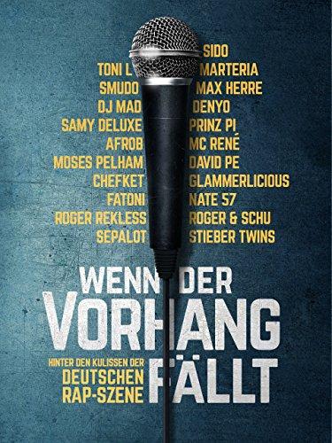 Wenn der Vorhang fällt: Hinter den Kulissen der deutsche Rap-Szene