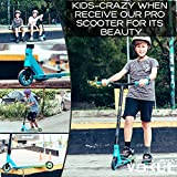 VOKUL BZIT K1 Pro Stunt Scooter Freestyle Tretroller mit 110mm PU Wheels, Erwachsene & Kinder - 3
