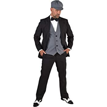 Magic by Freddy 1920s Peaky Blinders Costume Kit: Amazon.es ...
