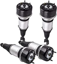 2 Front + 2 Rear Air Shock Suspension Struts for Jaguar X350/X358 XJ8 XJR Super V8 2004-2009 C2C41347 C2C41343