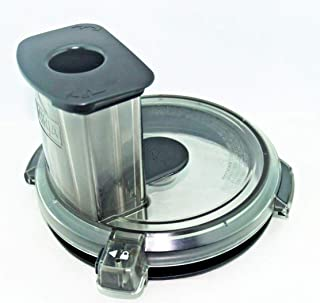 MMTH Ninja Blender Feed Chute Lid and Pusher for BL773CO 1500w Mega Kitchen System Open Box