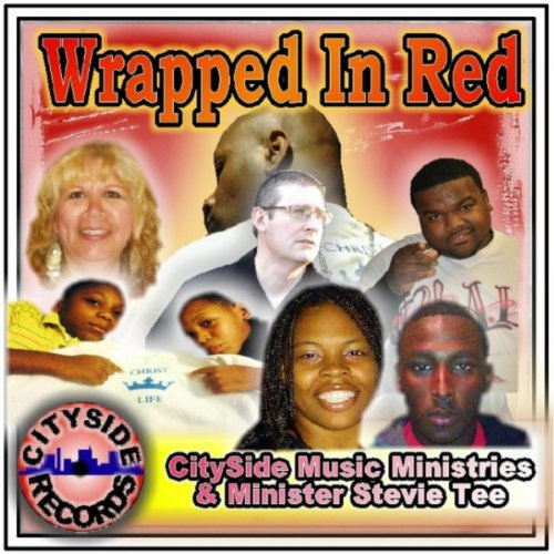 Wrapped in Red (feat. Stevie Tee Jr. & Curtis Michael)