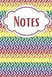 Rainbow Vines Boho Notebook: LGBT Rainbow Pride Notebook