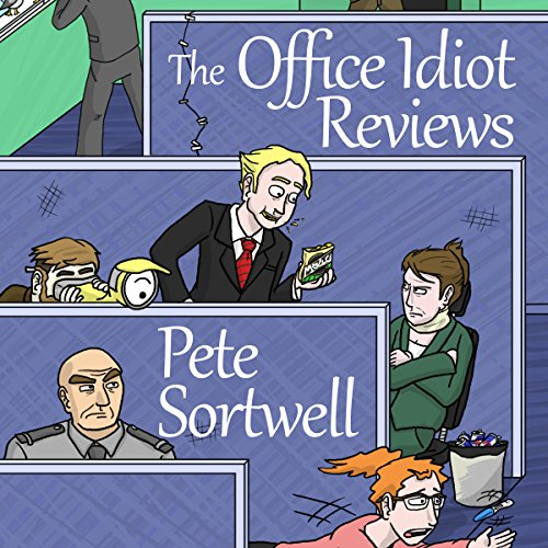 The Office Idiot Reviews audiobook cover art