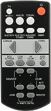 Remote Control Fit for Yamaha YAS-107 YAS-207 YAS 106 YAS-203 ATS-1070 ATS-1060 ATS-1030 FSR66 ZJ78750 YAS-105 YAS-103 FSR78 ZV28960