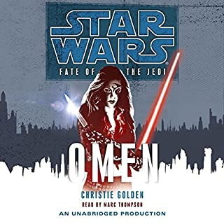 Star Wars audiobook cover art