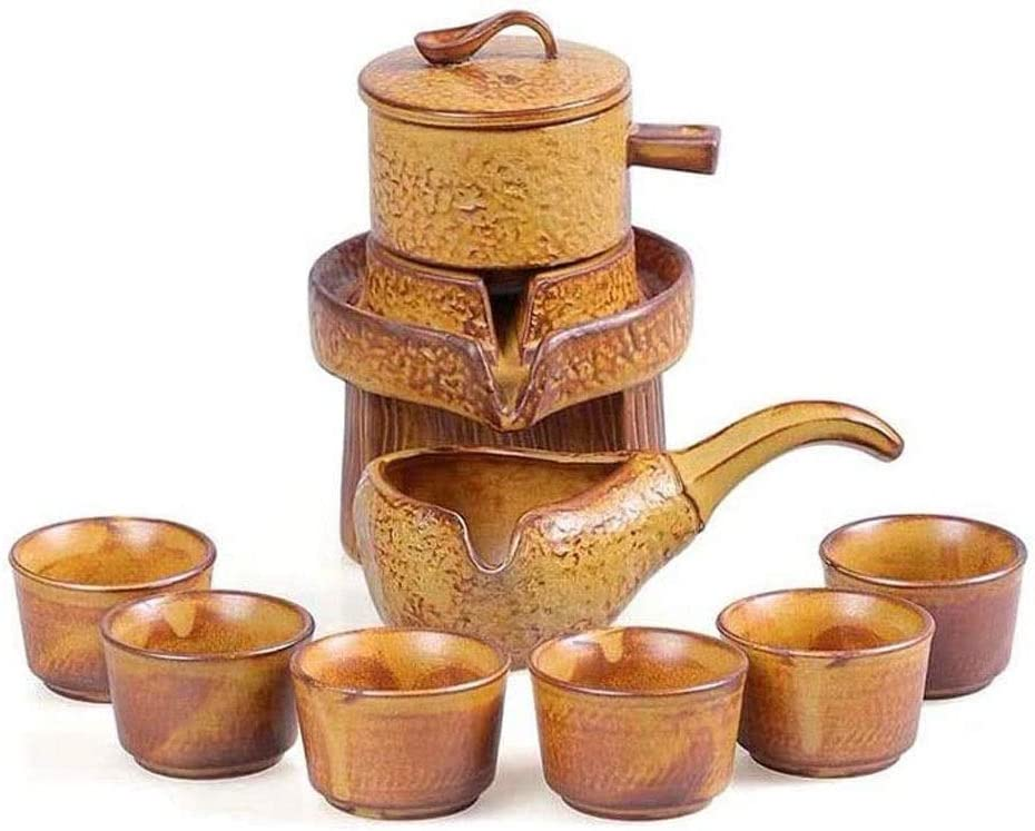XUERUIGANG Chinese Ceramic It is very popular Topics on TV Gongfu Tea Service Set,Pottery