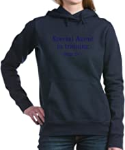 CafePress - Special Agent in Training Women's Hooded Sweatshir - Pullover Hoodie, Classic & Comfortable Hooded Sweatshirt