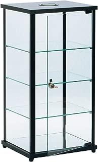 SSWBasics Lighted Glass Countertop Display Case - 27