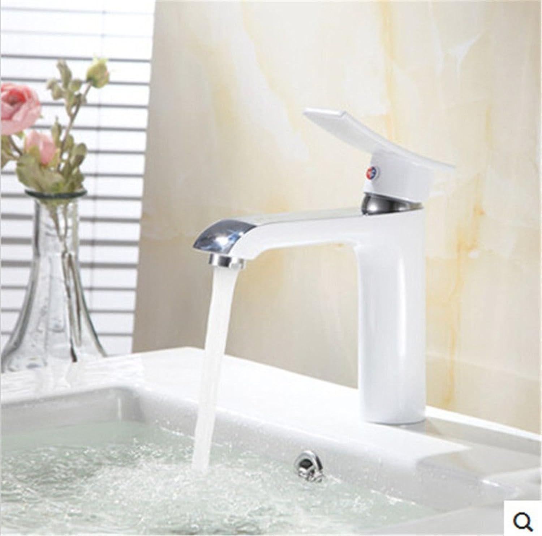NewBorn Faucet Küche oder Badezimmer Waschbecken Mischbatterie Das Kupfer Farbe Farbe, Wasser Silber Tippen