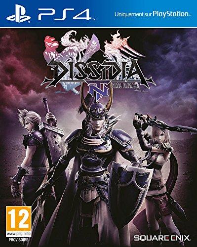 Dissidia Final Fantasy - PlayStation 4 [Importación francesa]