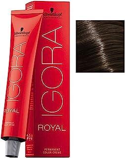 صبغة شعر شوارزكوف إيجورا رويال رقم 6 (أشقر غامق) 60 ملم