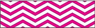 Trend Enterprises Looking Sharp Pink Bolder Borders (11 Piece), 2-3/4