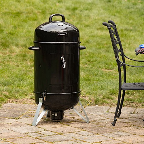 Cuisinart COS-118 Vertical 18 Inch Charcoal Smoker