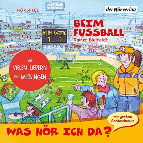 Beim Fußball Titelbild
