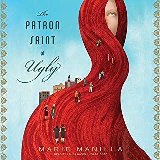 The Patron Saint of Ugly audiobook cover art
