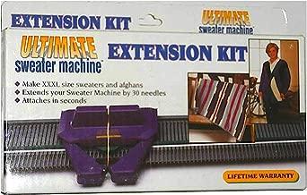 Bond America Ultimate Sweater Machine Extension Kit