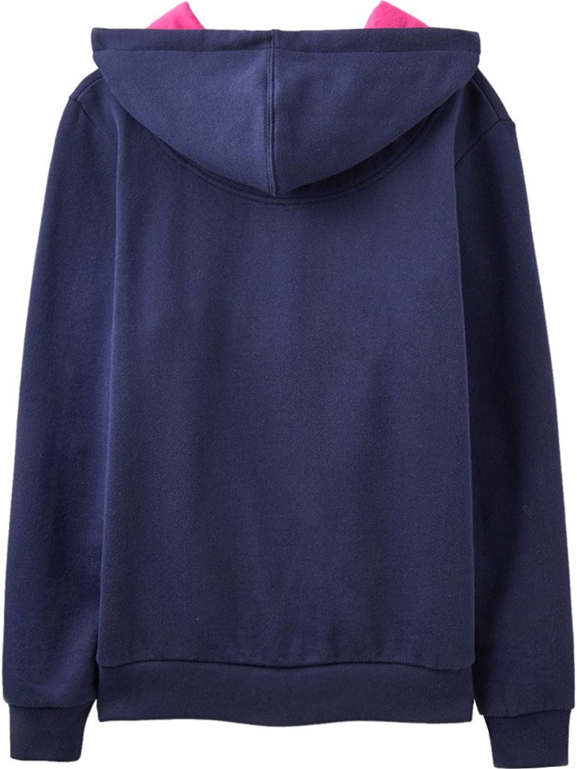 Joules Dovedale Ladies Sweatshirt (V) 12 French Navy