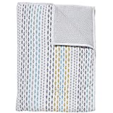DwellStudio Sidney Quilted Reversible Play Blanket
