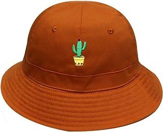 299abf7b4da City Hunter Unisex Cute Cactus Cotton Summer Bucket Hat - Multi Colors