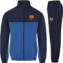 FC Barcelona Official Soccer Gift Boys Jacket & Pants Tracksuit Set