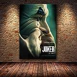 TELEGLO Hollywood Joaquin Phoenix Poster Drucke Joker