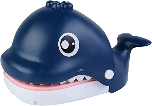 new arrival RiamxwR Shark Dentist Toy Biting Finger Game Funny outlet sale Toys Cartoon Shark Tricky Biting Finger Toy Tabletop Game Interactive Kids Family Toys Finger Sensory Fidget Toy for Adults outlet online sale and Kids outlet online sale