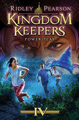 Kingdom Keepers IV: Power Play (Kingdom Keepers (4))