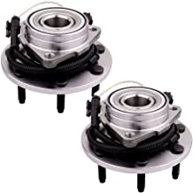 OCPTY Compatible for New Wheel Hub Bearings Front 7 LUGS W/ABS Ford F-150 2000-2003, Ford F-150 Heritage 2004, Ford F-250 1997-1999 with OE: 515030 (Pack of 2)