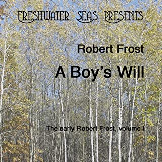 The Early Poetry of Robert Frost, Volume I audiobook cover art
