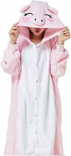 DPIST Kigurumi Pijama Animal Entero Unisex para Adultos Niñ
