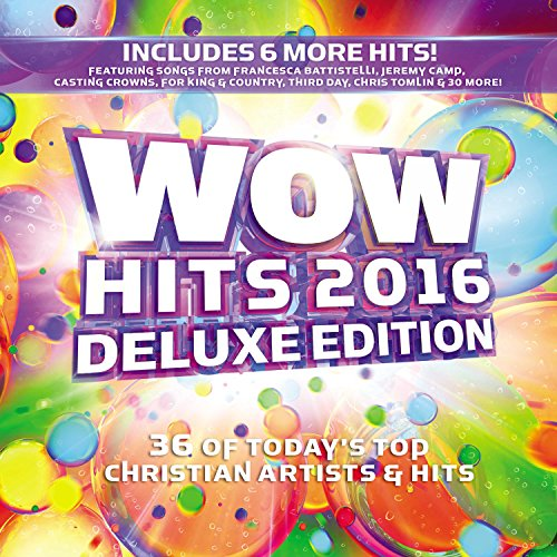 Wow Hits 2016 [Deluxe]