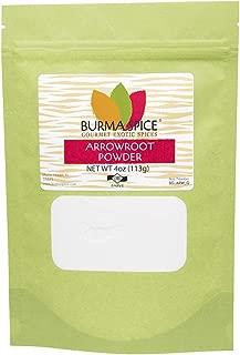 Arrowroot Powder | Thickening Agent in Baking, Sauces and Gravies | Gluten-free Starch 4 oz.