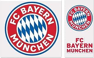 Wincraft Bundle 2 Items: FC Bayern Munich Outdoor Vinyl Decals 1 Large 8