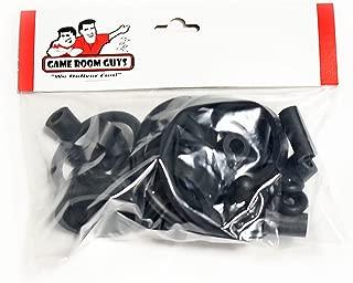 Game Room Guys Data East Tommy Pinball Black Rubber Ring Kit