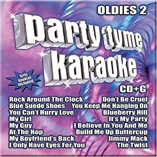 Party Tyme Oldies 2 8+8-song G