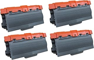 ADE Products Compatible Replacement Toner for 4 Brother TN750 for Brother DCP8110DN DCP8150DN DCP8155DN HL5440D HL5470DW HL6180DW MFC8510DN MFC8710DW MFC8810DW MFC8910DW MFC8950DW MFC8950DWT Printers