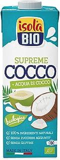 Isola Bio Bebida De Coco Supreme Bio 1 Litro Tetra Brick 1 Litro 400 g