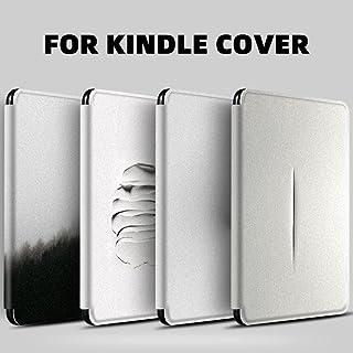 حافظة ذات طابع شخصي غير متناغم لكيندل بيبر وايت 4 سيليكون إكسسوارات غطاء ل 20119 Kindle Tablet Capa Fundas 6&Quot؛