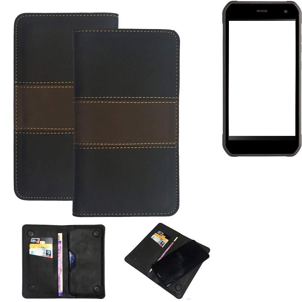 K-S-Trade Estuche Móvil Compatible con Cyrus CS 40 Funda para Billetera Carcasa Estilo De Libro Bolsa Protector Bolsillo para Teléfono, 1x: Amazon.es: Electrónica