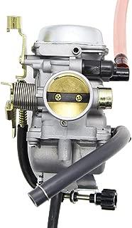 SHINEHOME ATV Carburetor for Kawasaki KLF 300 KLF300 Bayou 1986-2005 KLF300 ATV Carburetor Carb 4X4