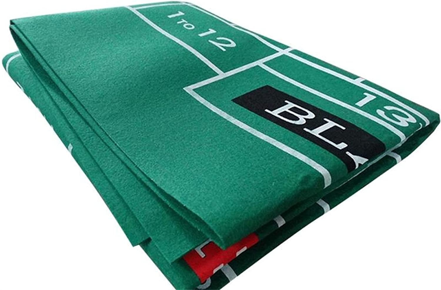 WERTYU Poker Branded goods Tablecloth Double-Sided Fort Worth Mall Game Rou Russian