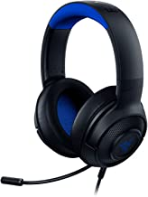 Razer Kraken X Ultralight Gaming Headset: 7.1 Surround Sound Capable - Lightweight Frame - Bendable Cardioid Microphone - ...