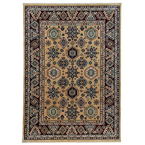 mynes Home Teppich Kurzflor Orientalisches Design Wohnzimmerteppich hochwertig luxuriös Orient in...
