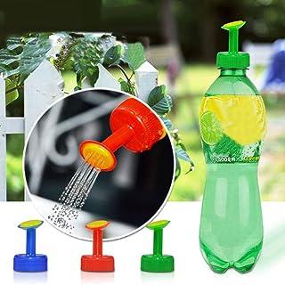 JannahMehr Watering Sprinkler Garden Plant Bonsai Flower Nozzle Bottle Top Head Sprayer - Random Color