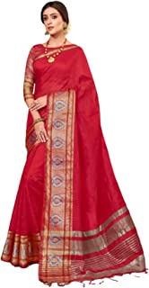 بلوزة قطنية ساري من تصميم بوليوود الهندي للسيدات للحفلات بتصميم وردي مع حواف متعددة وطعم صغيرة 6066