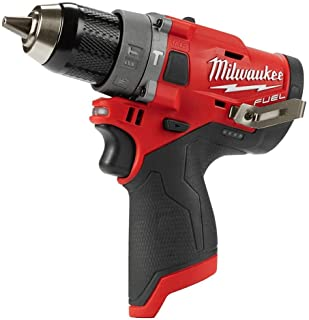 Milwaukee Electric Tools MLW2504-20 M12 Fuel 1/2 inch Hammer Drill (Bare) (Renewed)