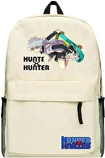 Anime japonés Cosplay Bookbag Messenger Daypack mochila estudiante mochila escolar