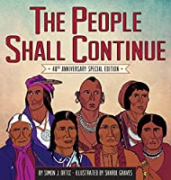 The People Shall Continue by Simon J Ortiz(2017-10-10)
