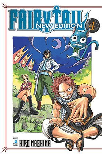 Fairy Tail. New edition (Vol. 4)